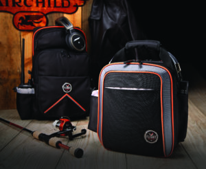 Lift bag with assorted accessories